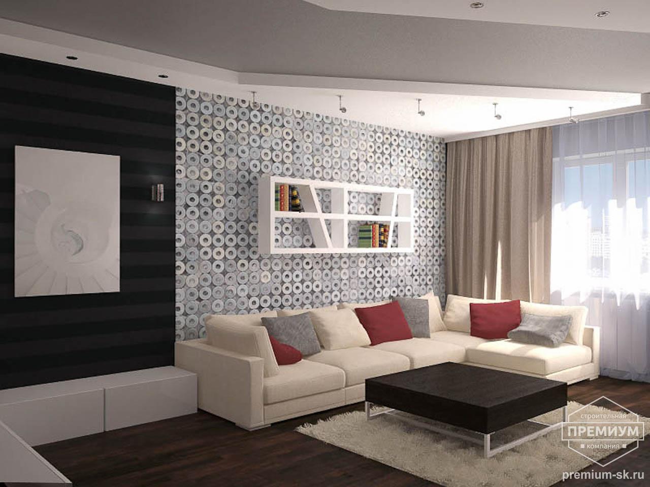 Дизайн интерьера однокомнатной квартиры по ул. Сыромолотова 11 img1682525669