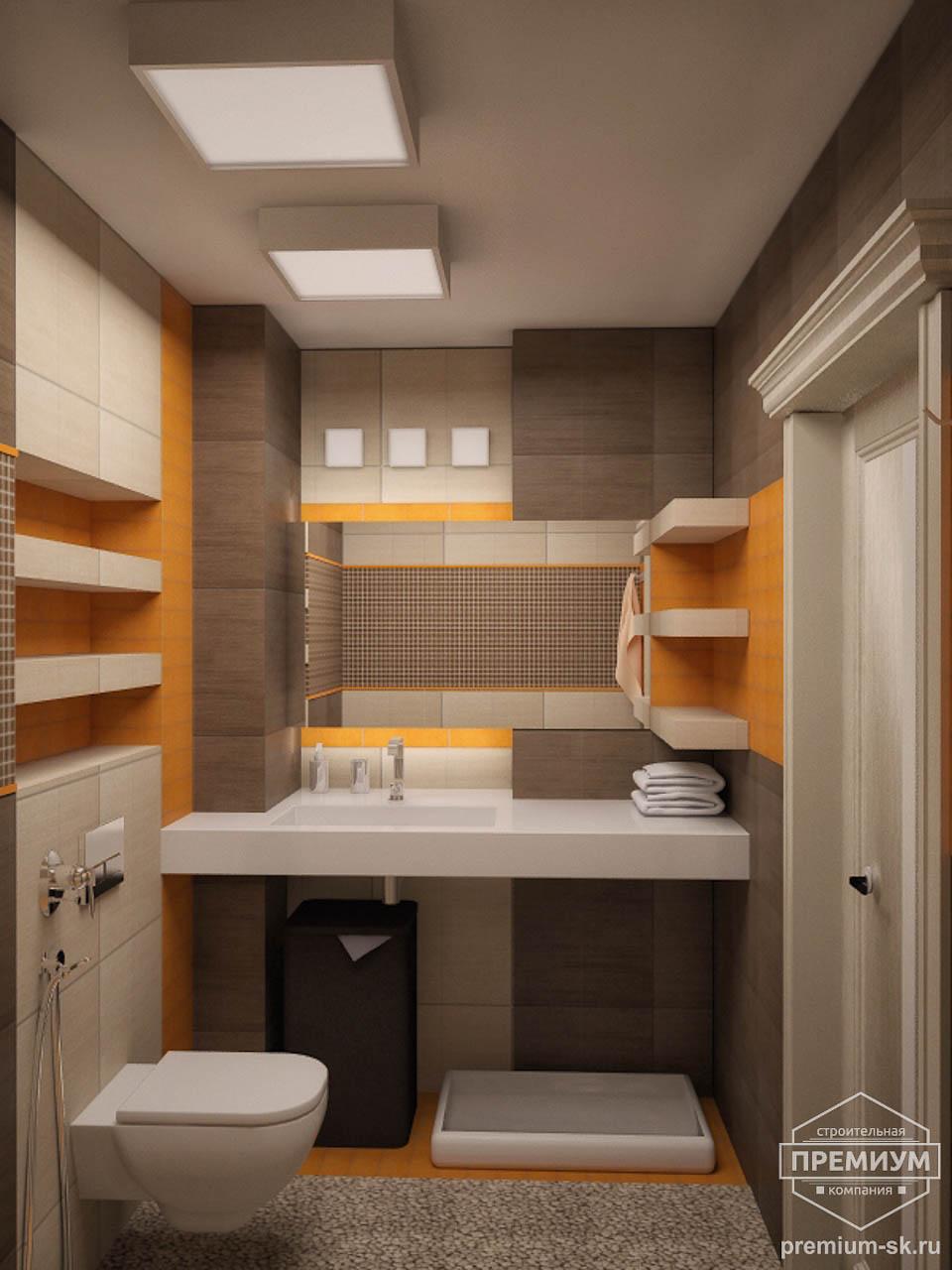 Дизайн интерьера однокомнатной квартиры по ул. Сыромолотова 11 img1327754484