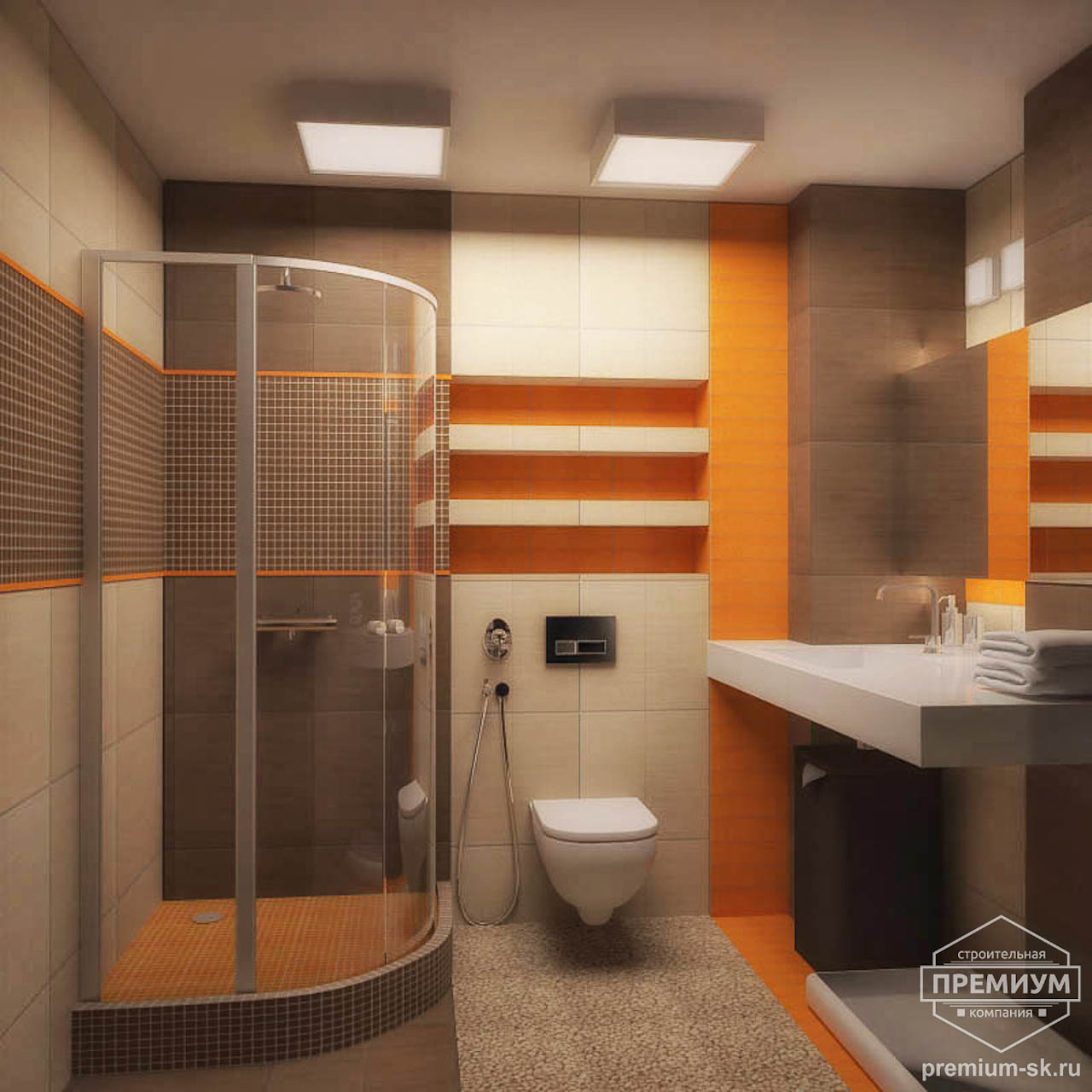 Дизайн интерьера однокомнатной квартиры по ул. Сыромолотова 11 img1687240319
