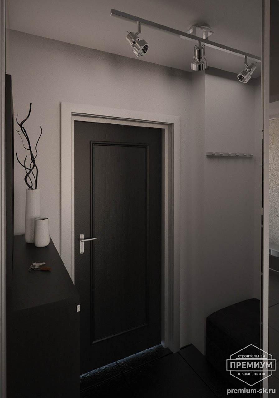 Дизайн интерьера однокомнатной квартиры по ул. Крауля 56 img1355783398