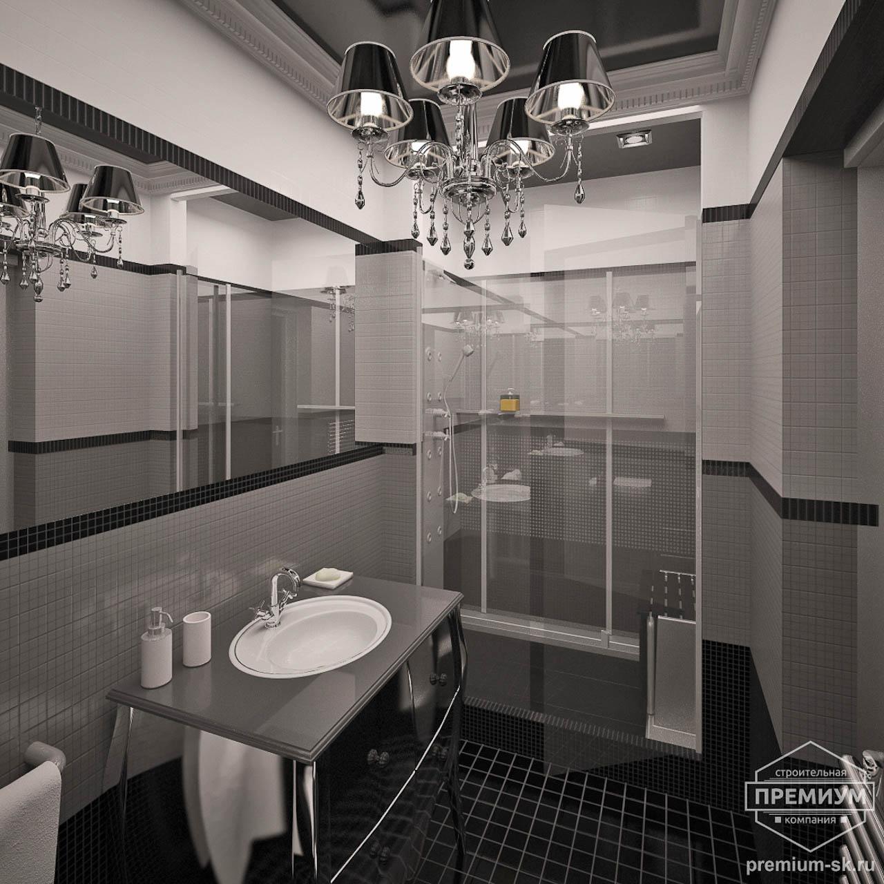 Дизайн интерьера однокомнатной квартиры по ул. Крауля 56 img926967487