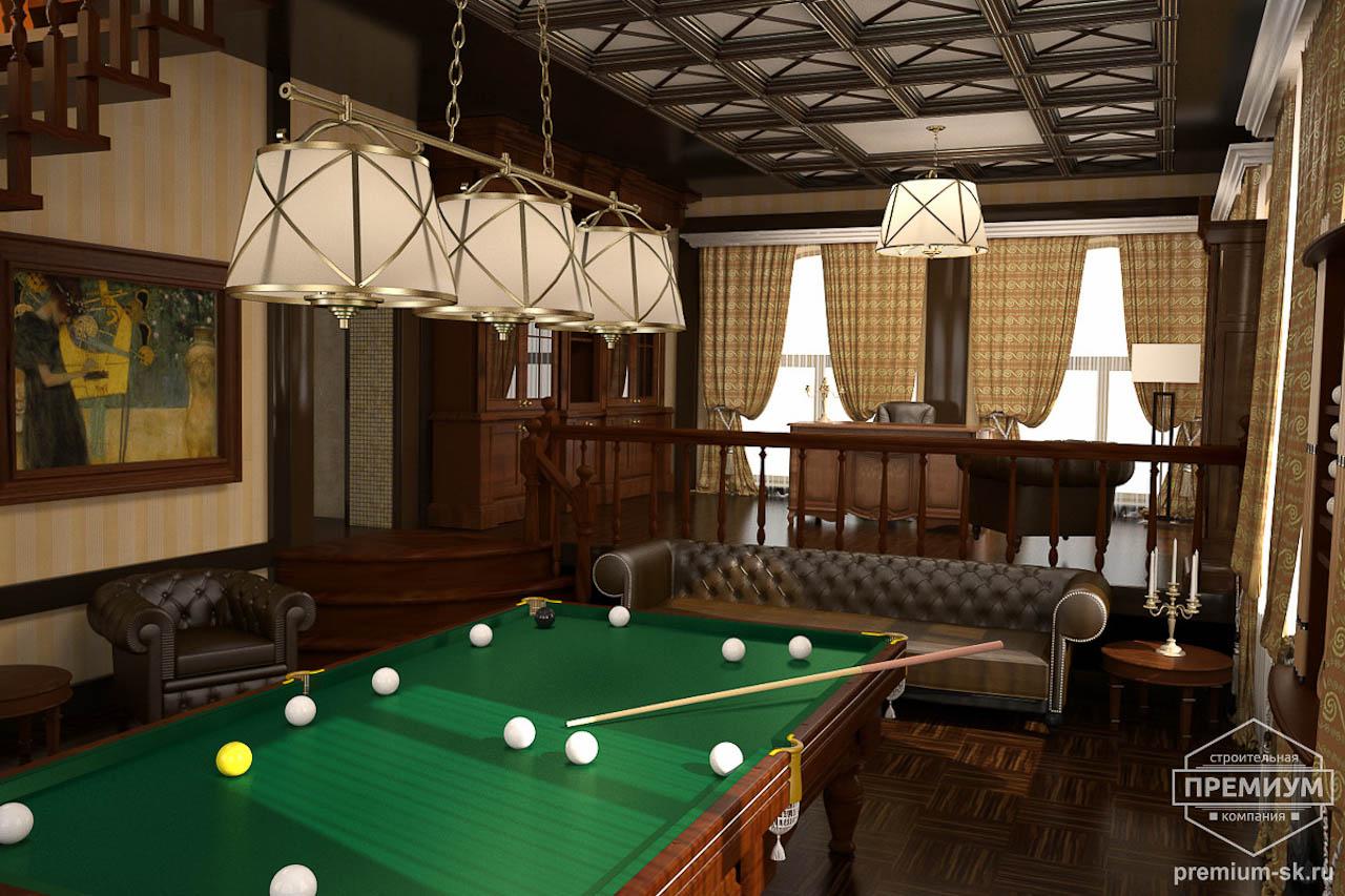 Дизайн интерьера коттеджа в п. Н. Рассоха img1790104373