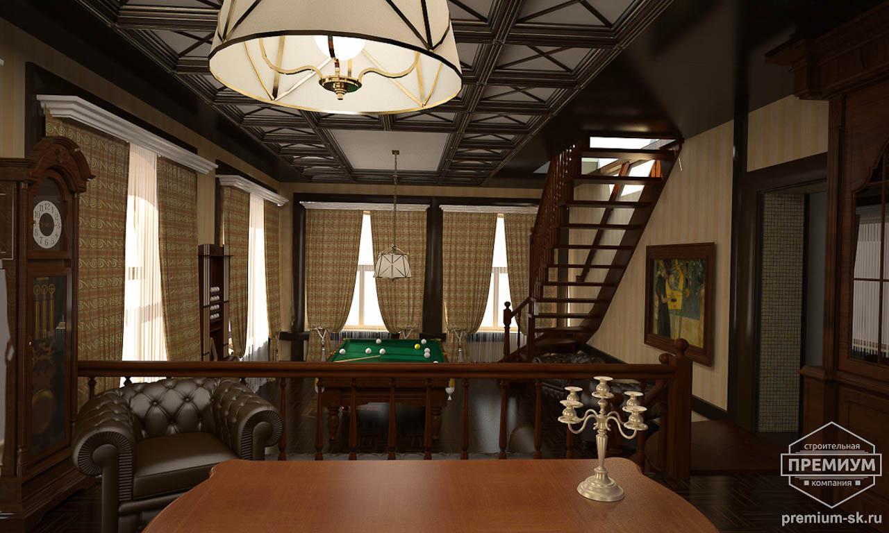 Дизайн интерьера коттеджа в п. Н. Рассоха img1353820175