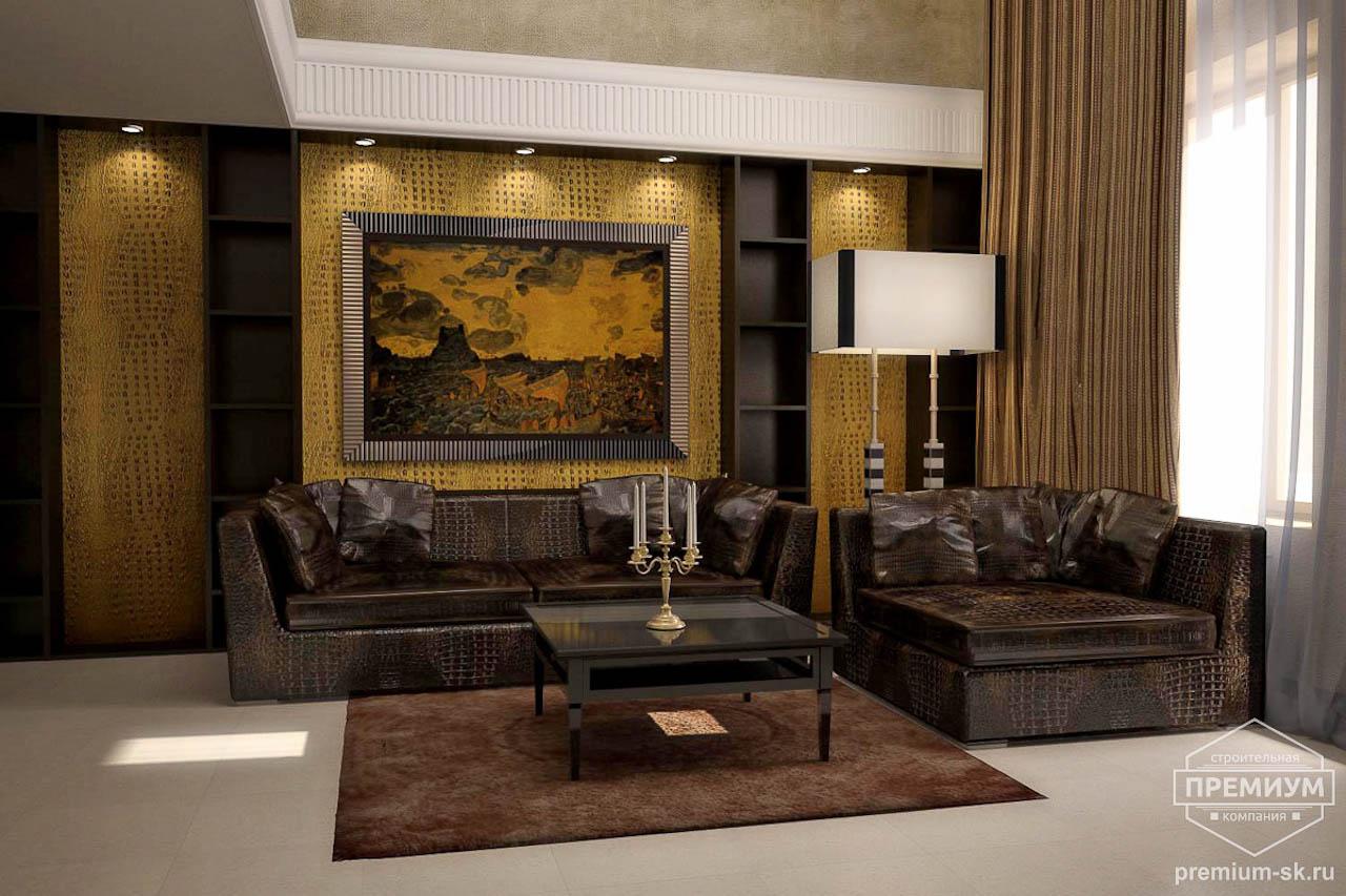 Дизайн интерьера коттеджа в п. Н. Рассоха img3631937