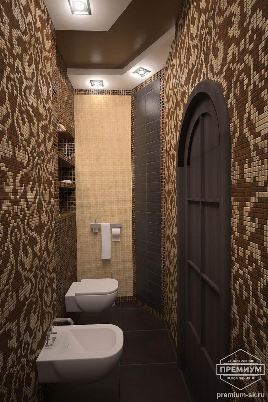 Дизайн интерьера коттеджа в п. Н. Рассоха img1795059697