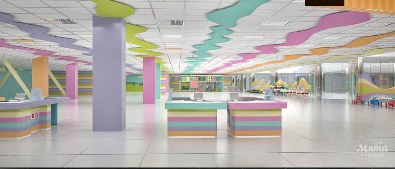 Дизайн интерьера и ремонт детского гипермаркета по ул. Щербакова 4 img1971074214