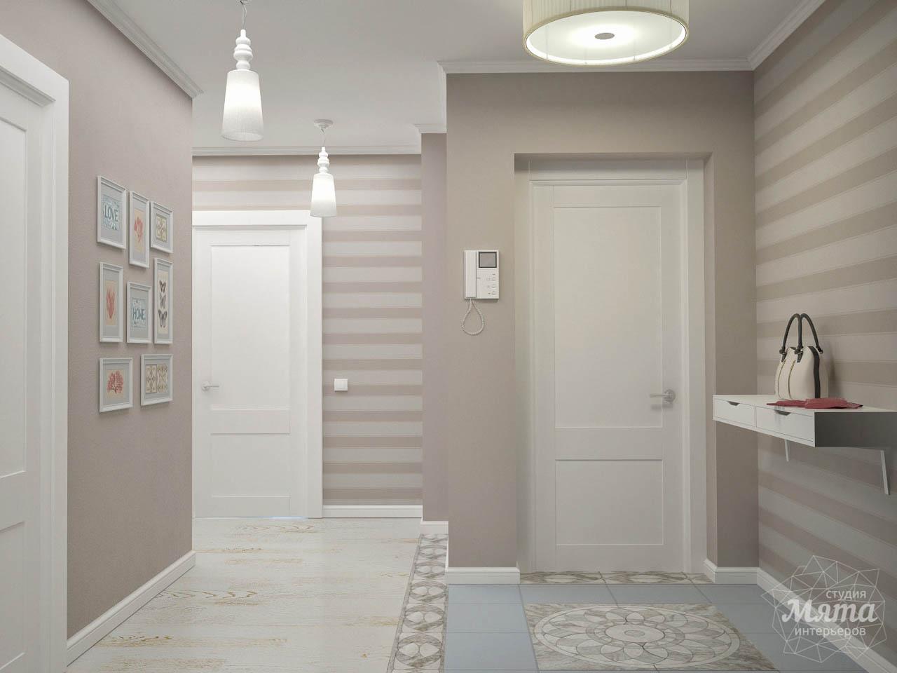 Дизайн интерьера и ремонт трехкомнатной квартиры по ул. Фучика 9 img1794843164