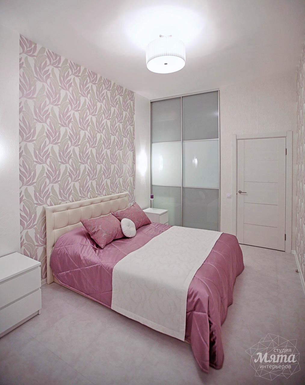 Дизайн интерьера и ремонт трехкомнатной квартиры по ул. Чкалова 124 19