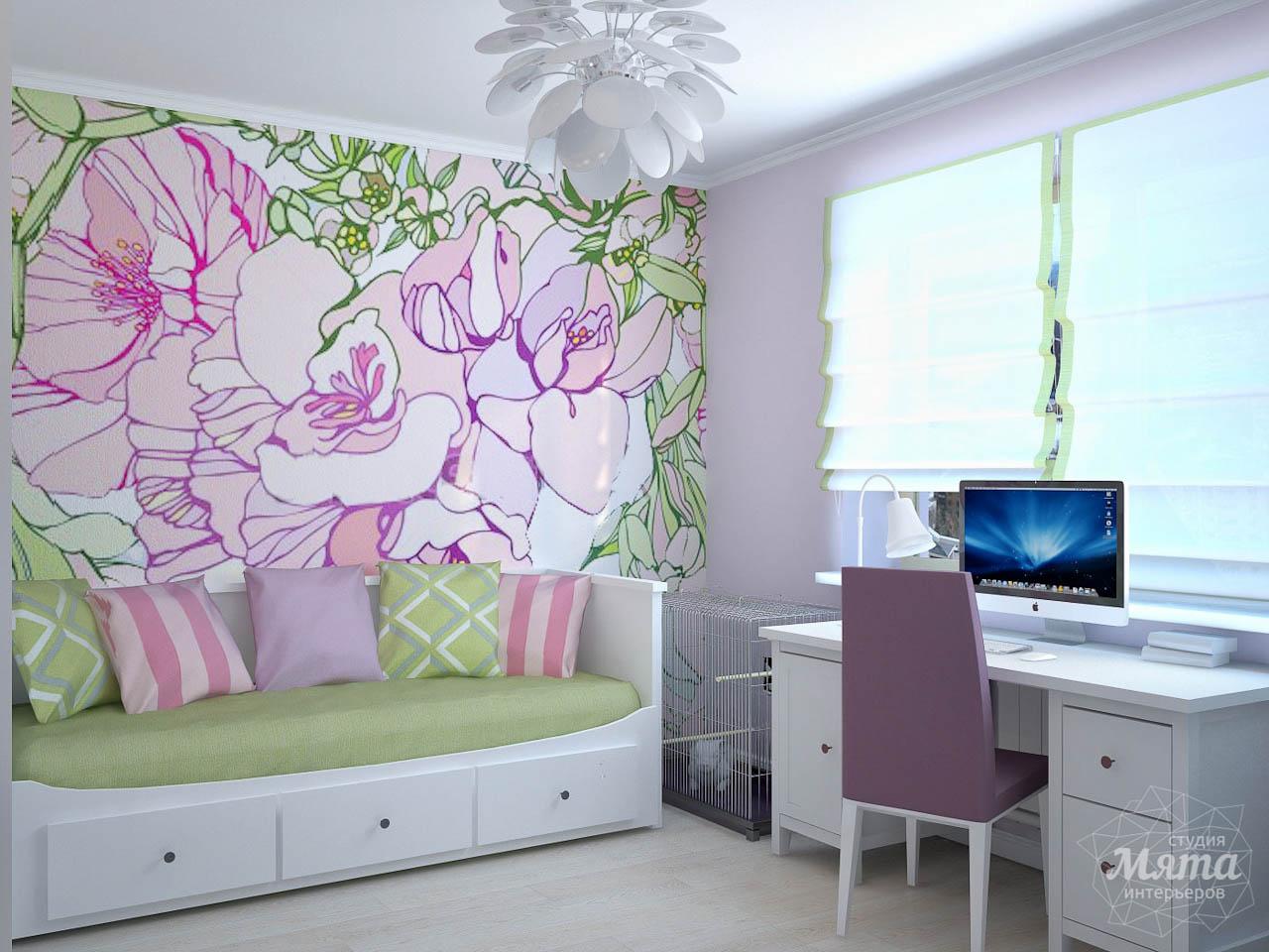 Дизайн интерьера и ремонт трехкомнатной квартиры по ул. Фучика 9 img725882140