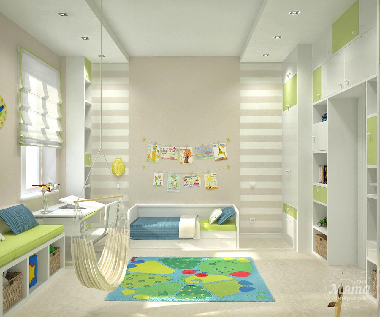 Дизайн интерьера и ремонт трехкомнатной квартиры по ул. Чкалова 124 img14954443