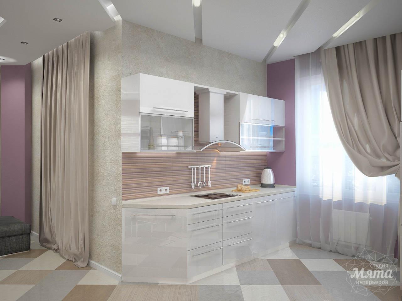 Кухня [Сирень]
