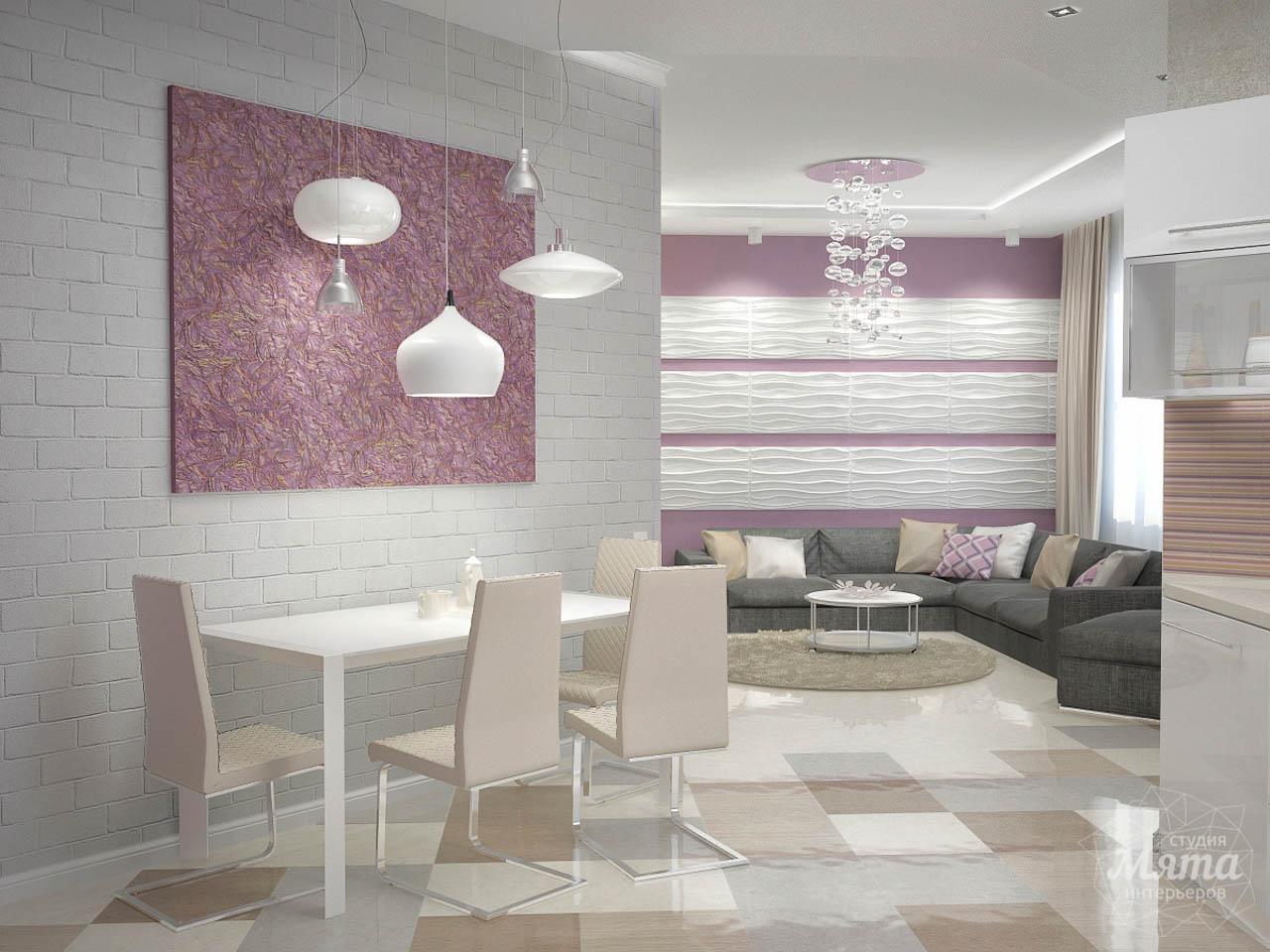 Дизайн интерьера и ремонт трехкомнатной квартиры по ул. Чкалова 124 img186201780