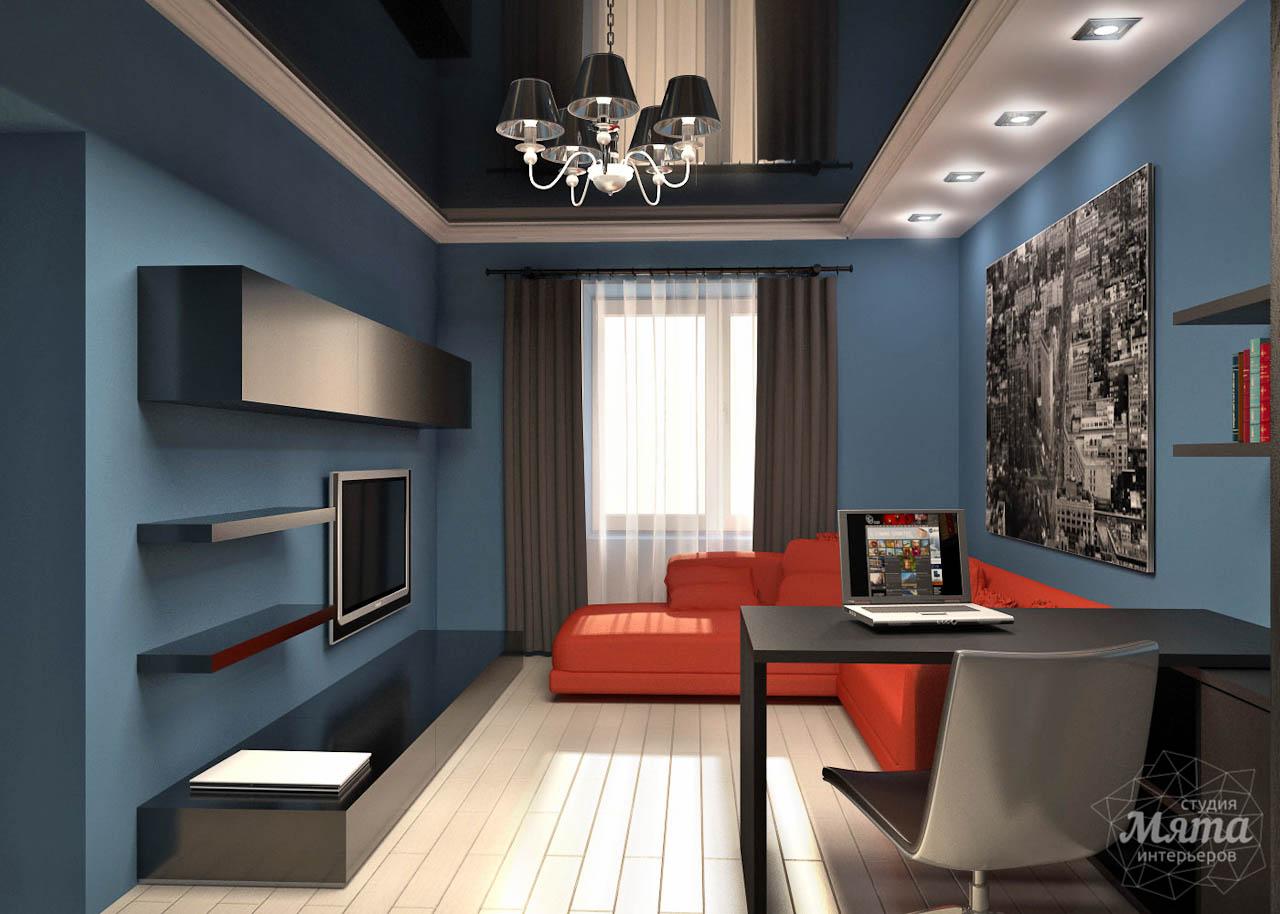 Дизайн интерьера и ремонт однокомнатной квартиры по ул. Комсомольская 45 img1956504275