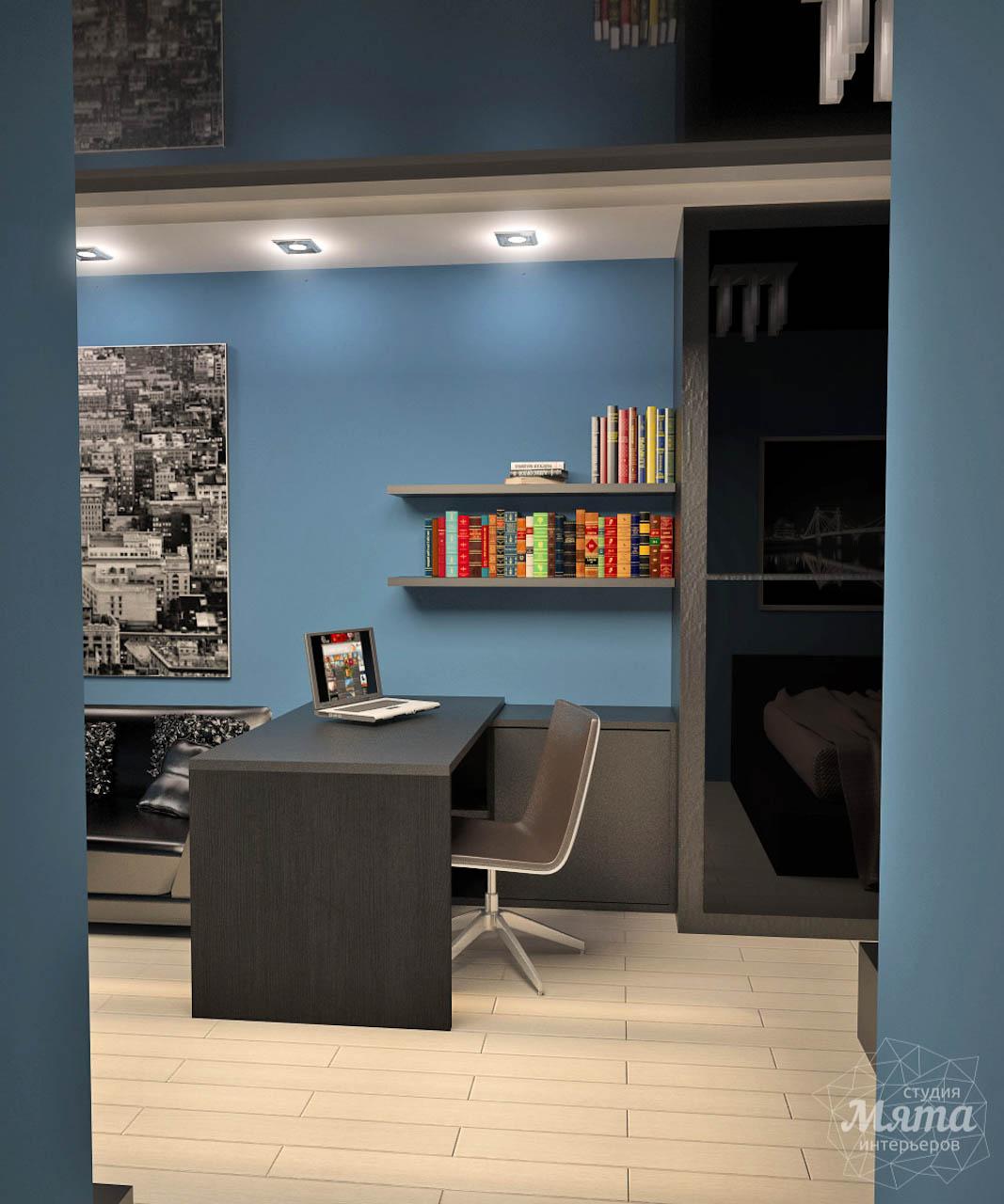 Дизайн интерьера и ремонт однокомнатной квартиры по ул. Комсомольская 45 img573698702