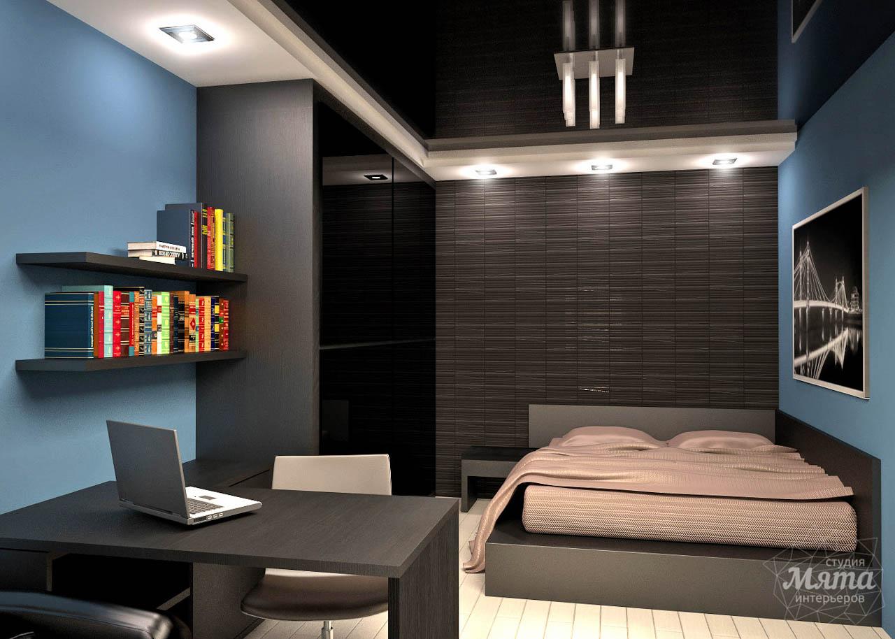 Дизайн интерьера и ремонт однокомнатной квартиры по ул. Комсомольская 45 img29467861