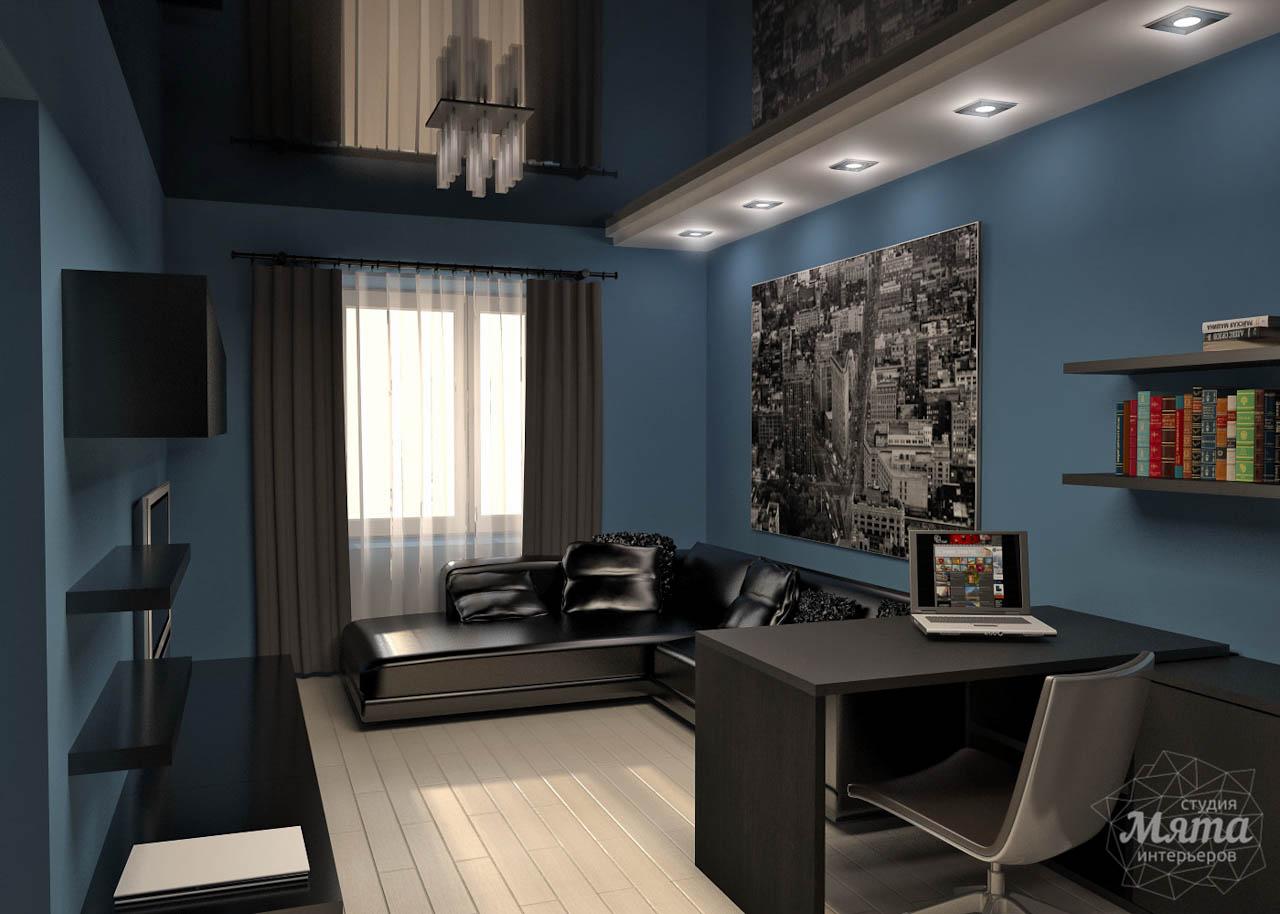 Дизайн интерьера и ремонт однокомнатной квартиры по ул. Комсомольская 45 img1117505250