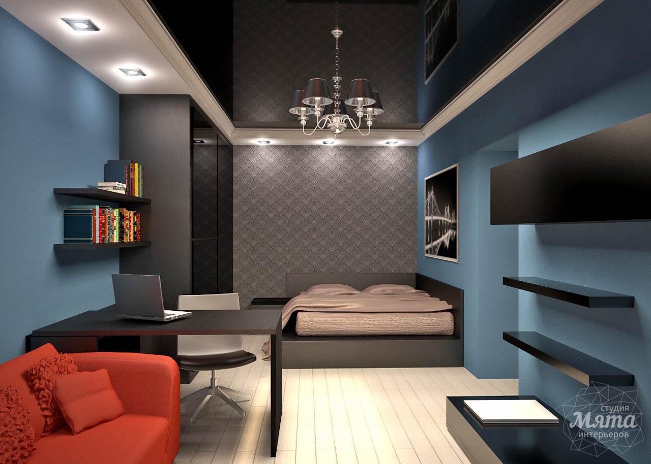 Дизайн интерьера и ремонт однокомнатной квартиры по ул. Комсомольская 45 img40057412