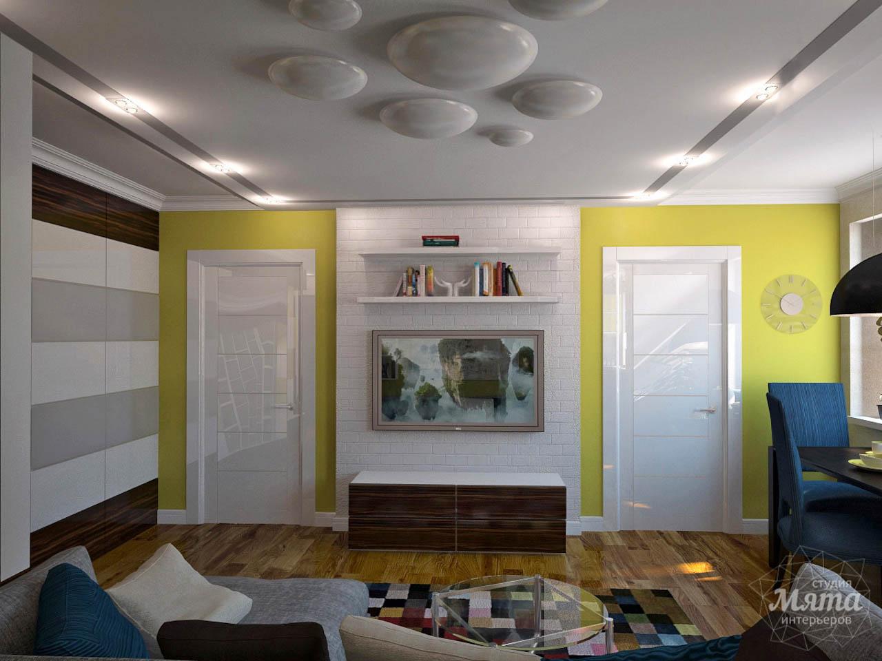 Дизайн интерьера двухкомнатной квартиры по ул. Комсомольская 14 img1250343049