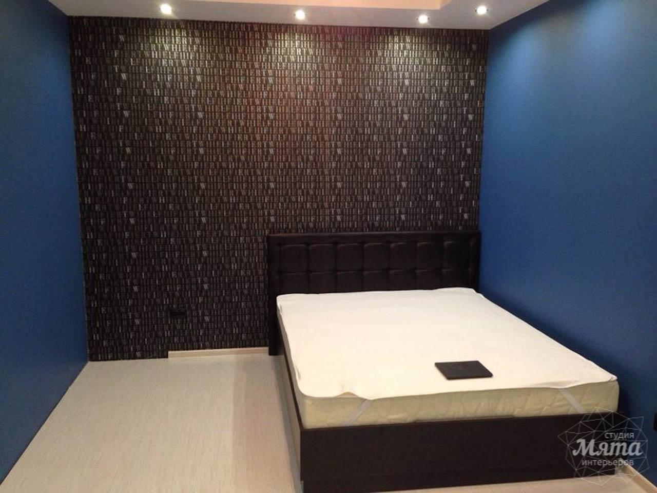 Дизайн интерьера и ремонт однокомнатной квартиры по ул. Комсомольская 45 28
