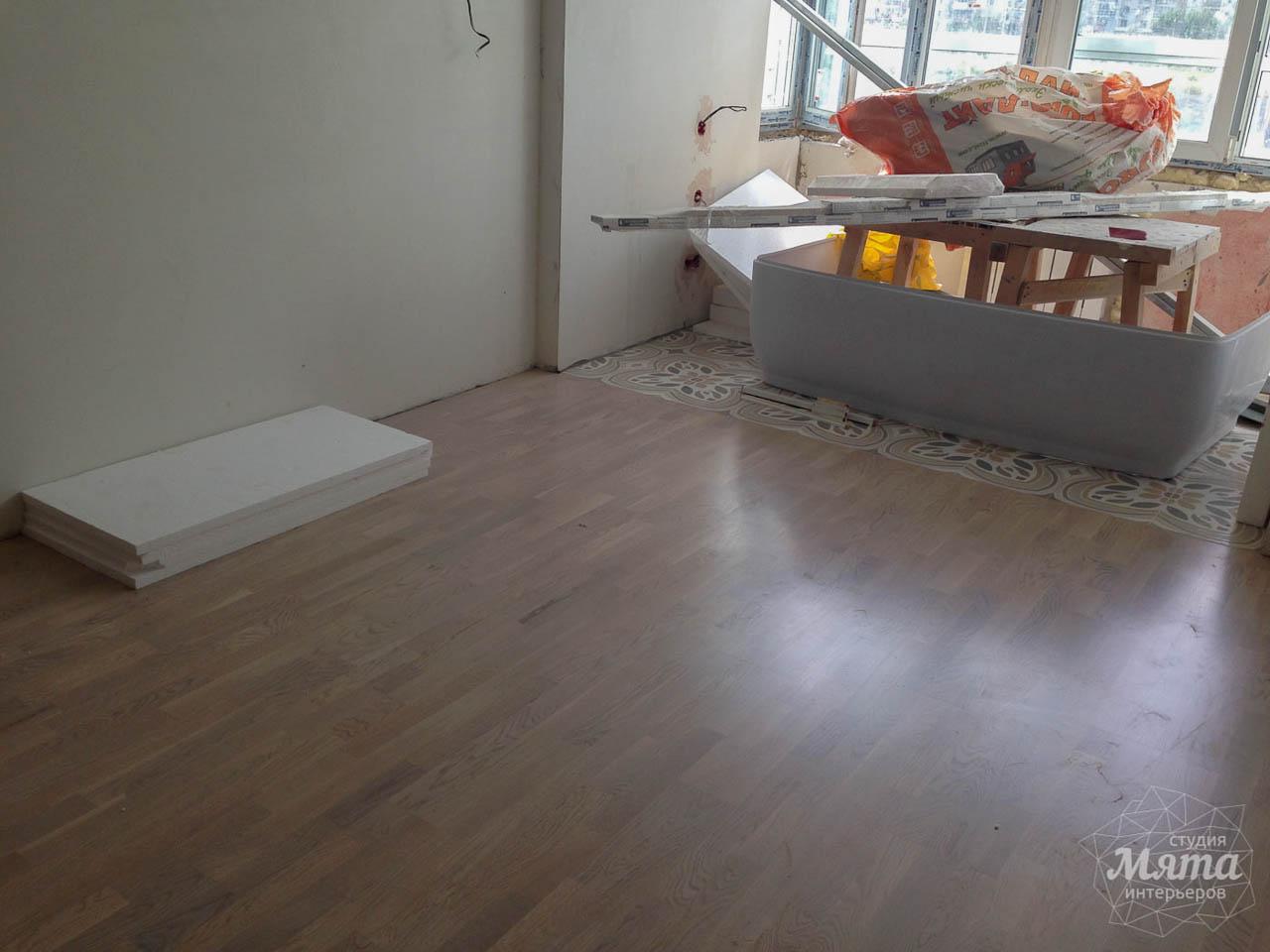 Дизайн интерьера и ремонт трехкомнатной квартиры по ул. Фучика 9 63