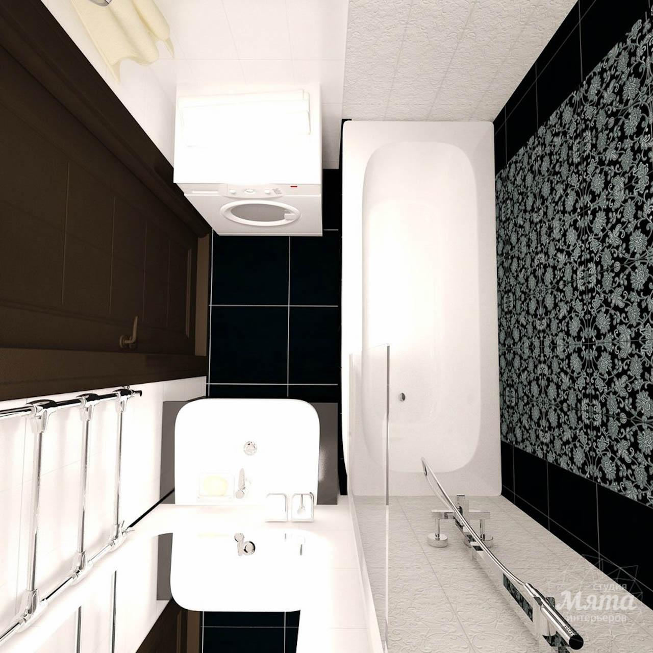 Дизайн интерьера двухкомнатной квартиры по ул. Бебеля 156 img2107679083