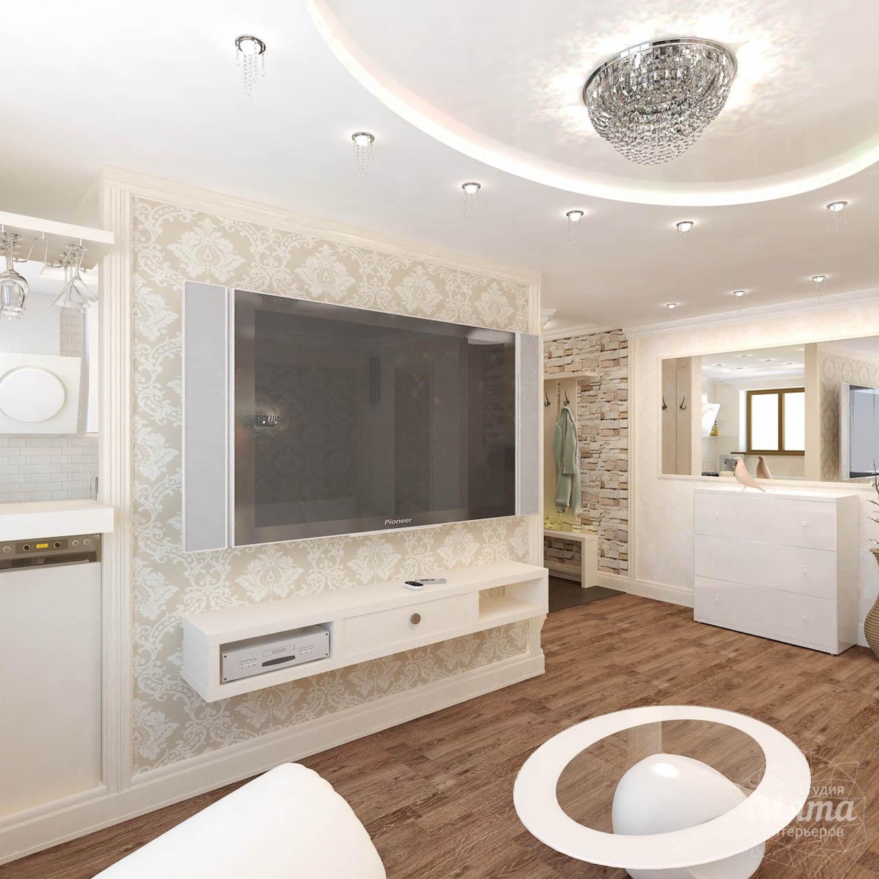 Дизайн интерьера двухкомнатной квартиры по ул. Бебеля 156 img1911916393