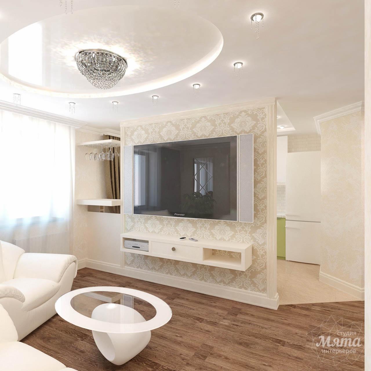 Дизайн интерьера двухкомнатной квартиры по ул. Бебеля 156 img1545490518