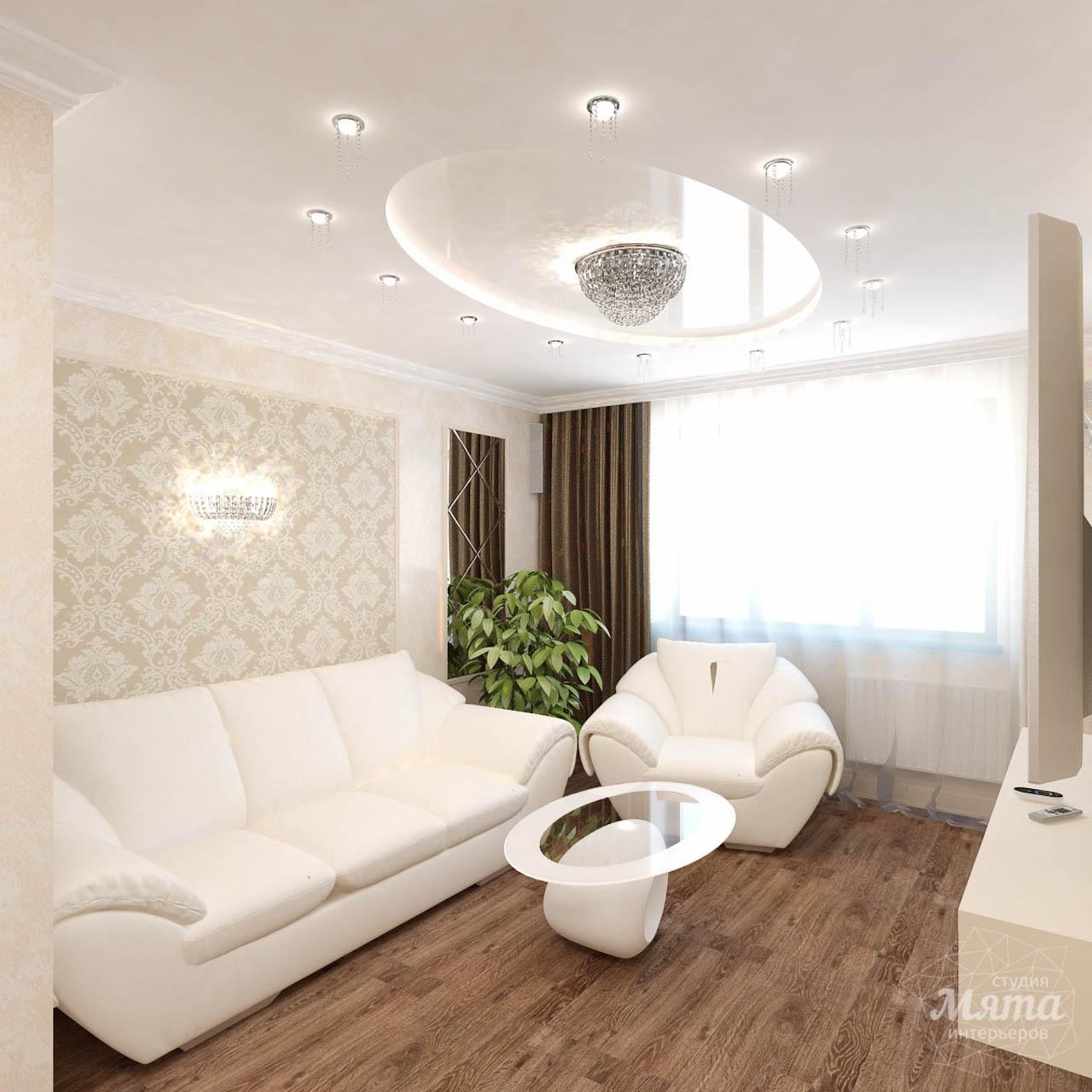 Дизайн интерьера двухкомнатной квартиры по ул. Бебеля 156 img1979518458