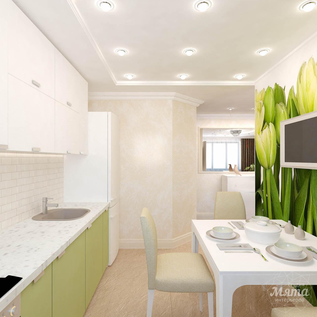 Дизайн интерьера двухкомнатной квартиры по ул. Бебеля 156 img1007197562
