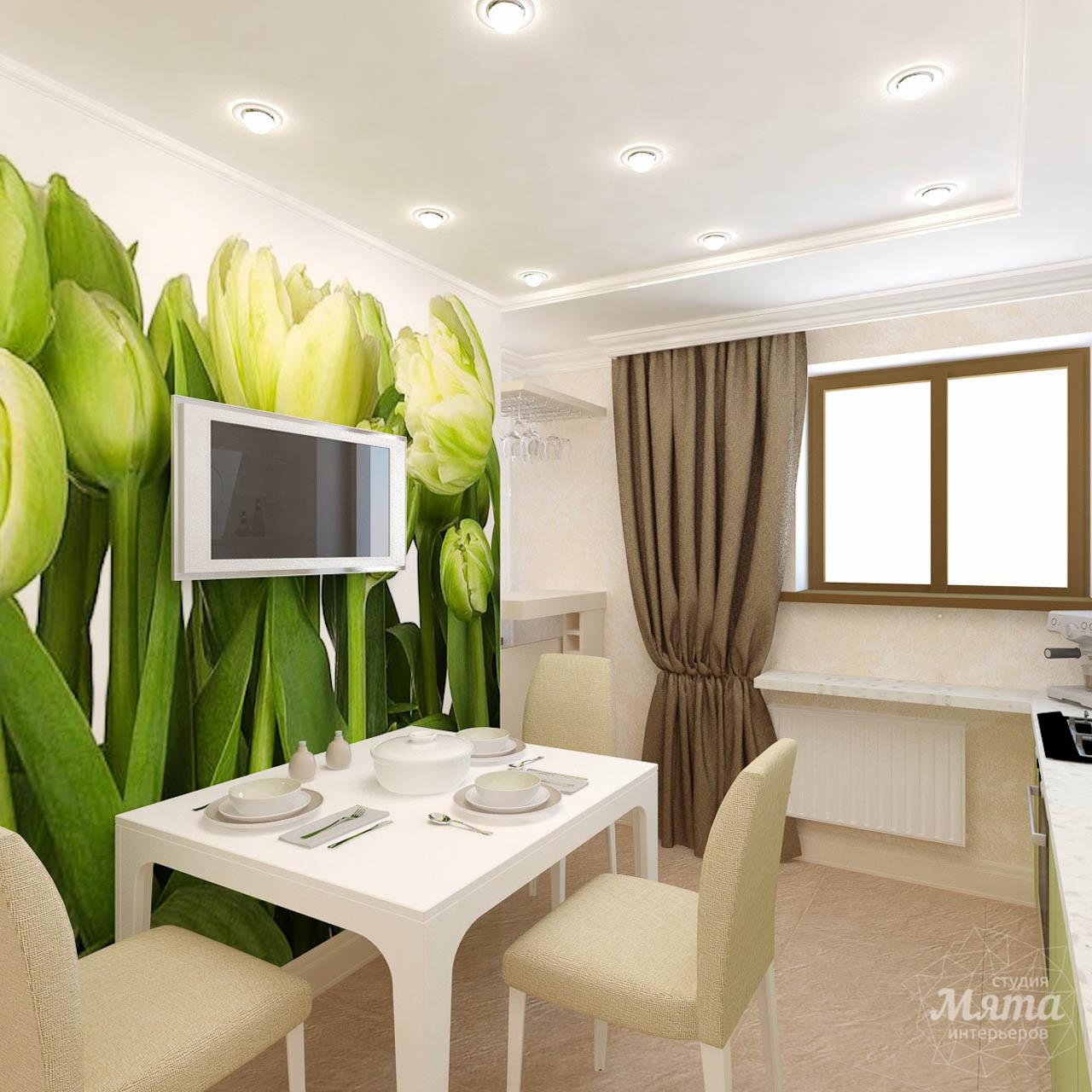 Дизайн интерьера двухкомнатной квартиры по ул. Бебеля 156 img1062188641
