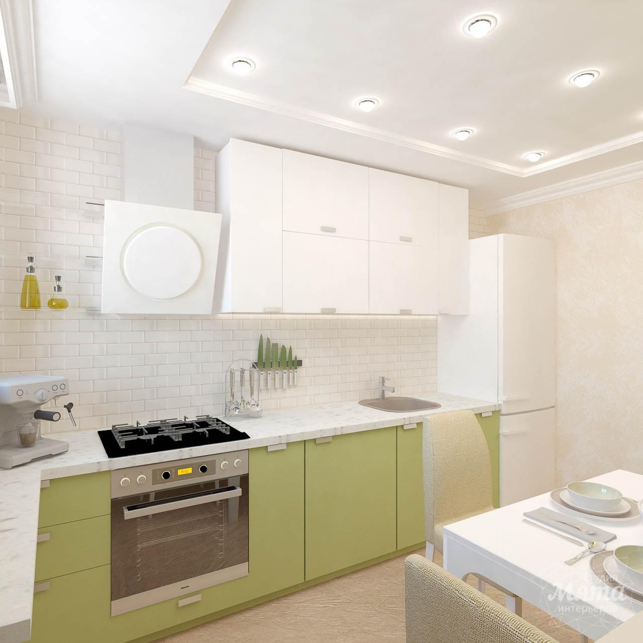 Дизайн интерьера двухкомнатной квартиры по ул. Бебеля 156 img158143107