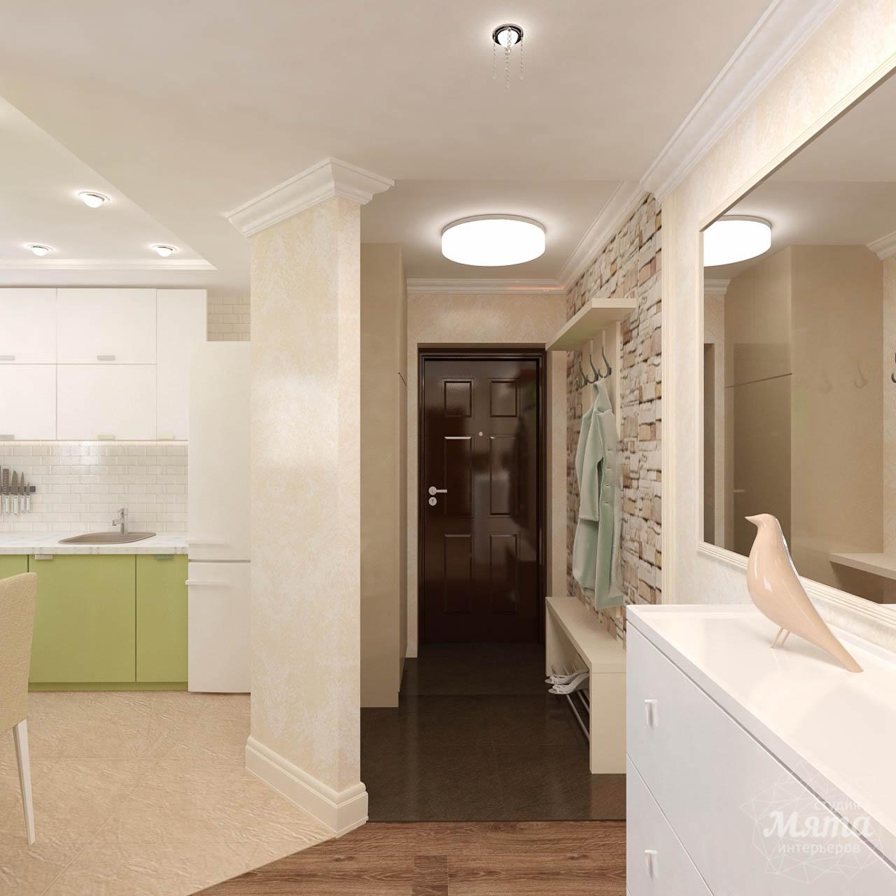 Дизайн интерьера двухкомнатной квартиры по ул. Бебеля 156 img1971643988