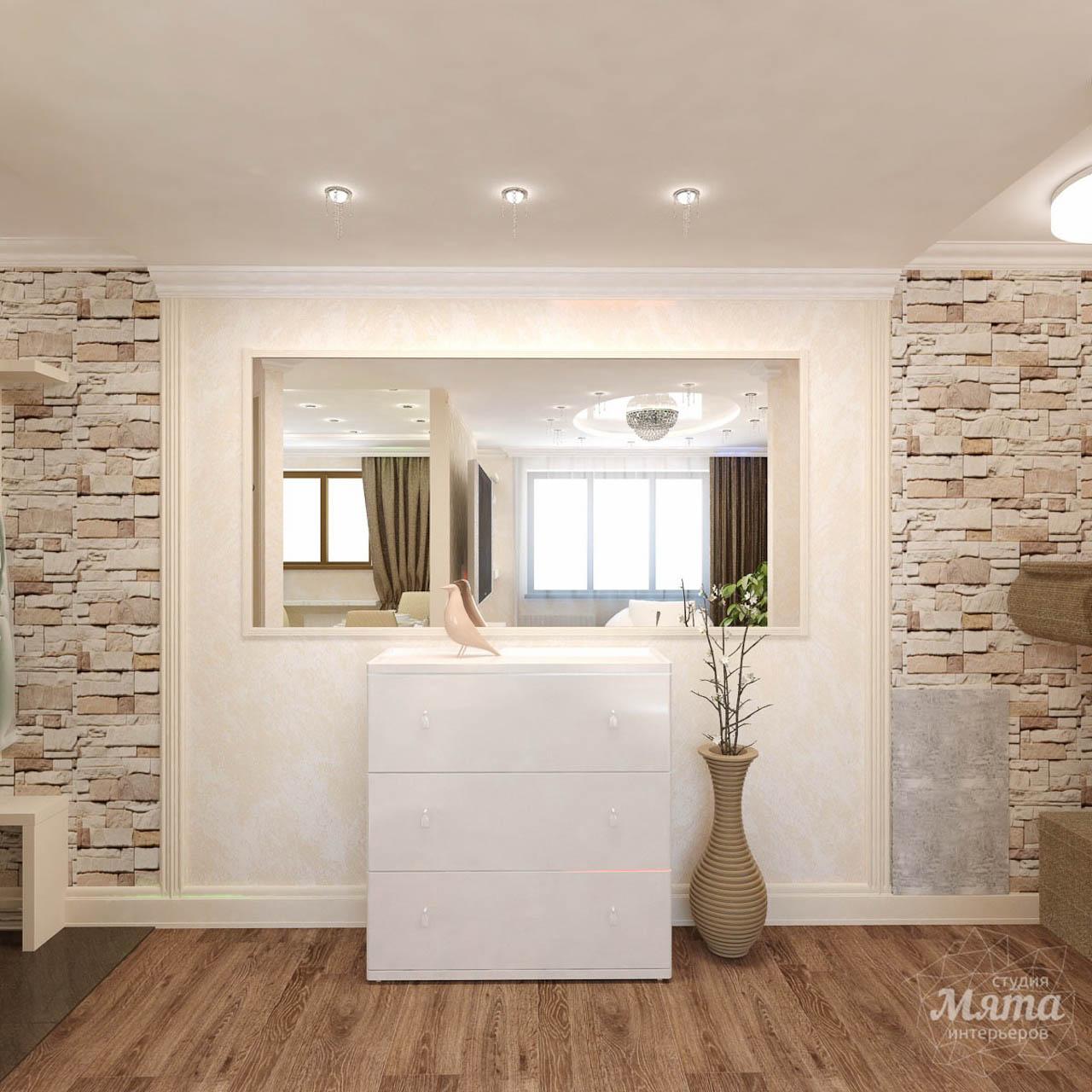 Дизайн интерьера двухкомнатной квартиры по ул. Бебеля 156 img688732900