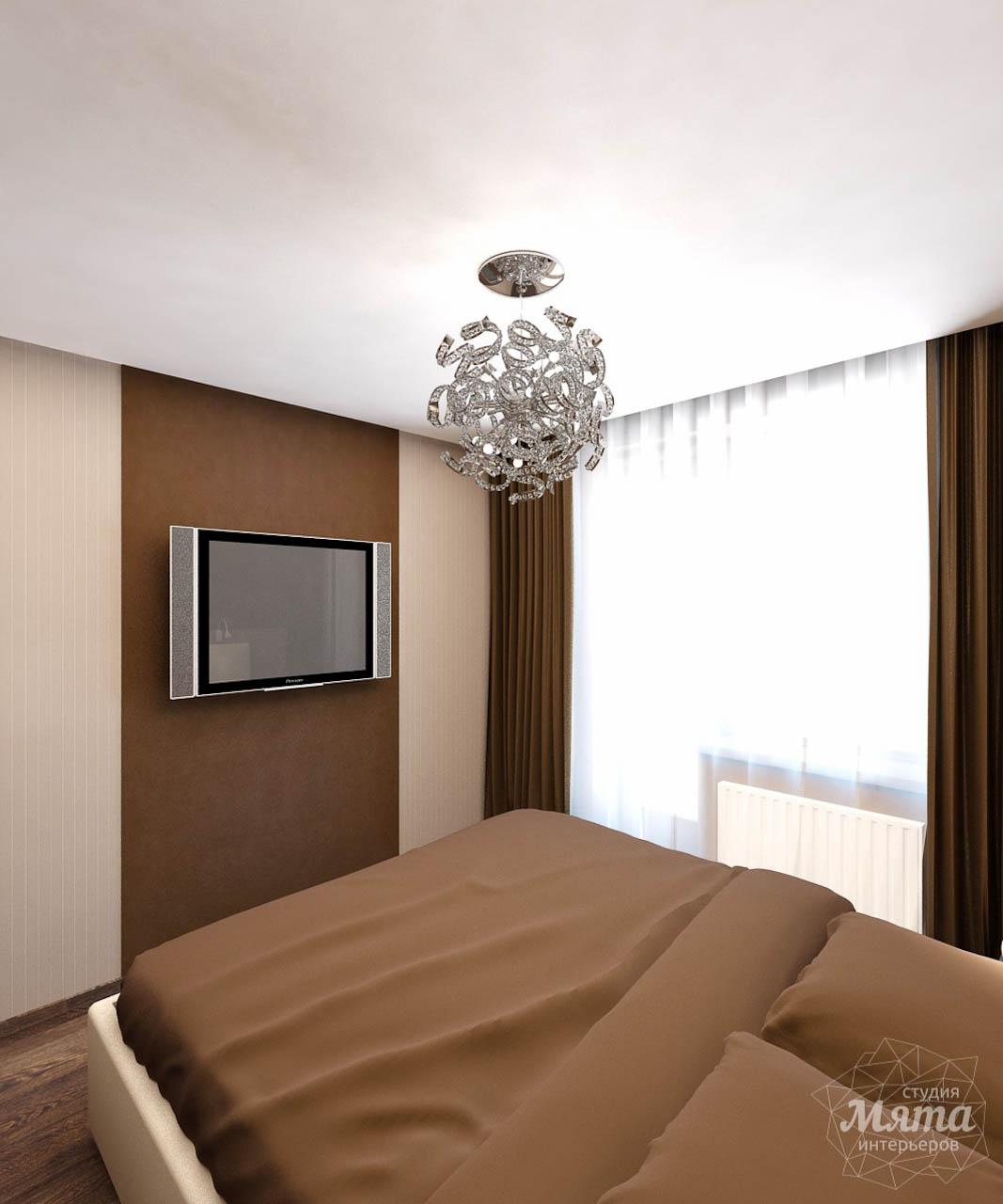Дизайн интерьера двухкомнатной квартиры по ул. Бебеля 156 img1845615883