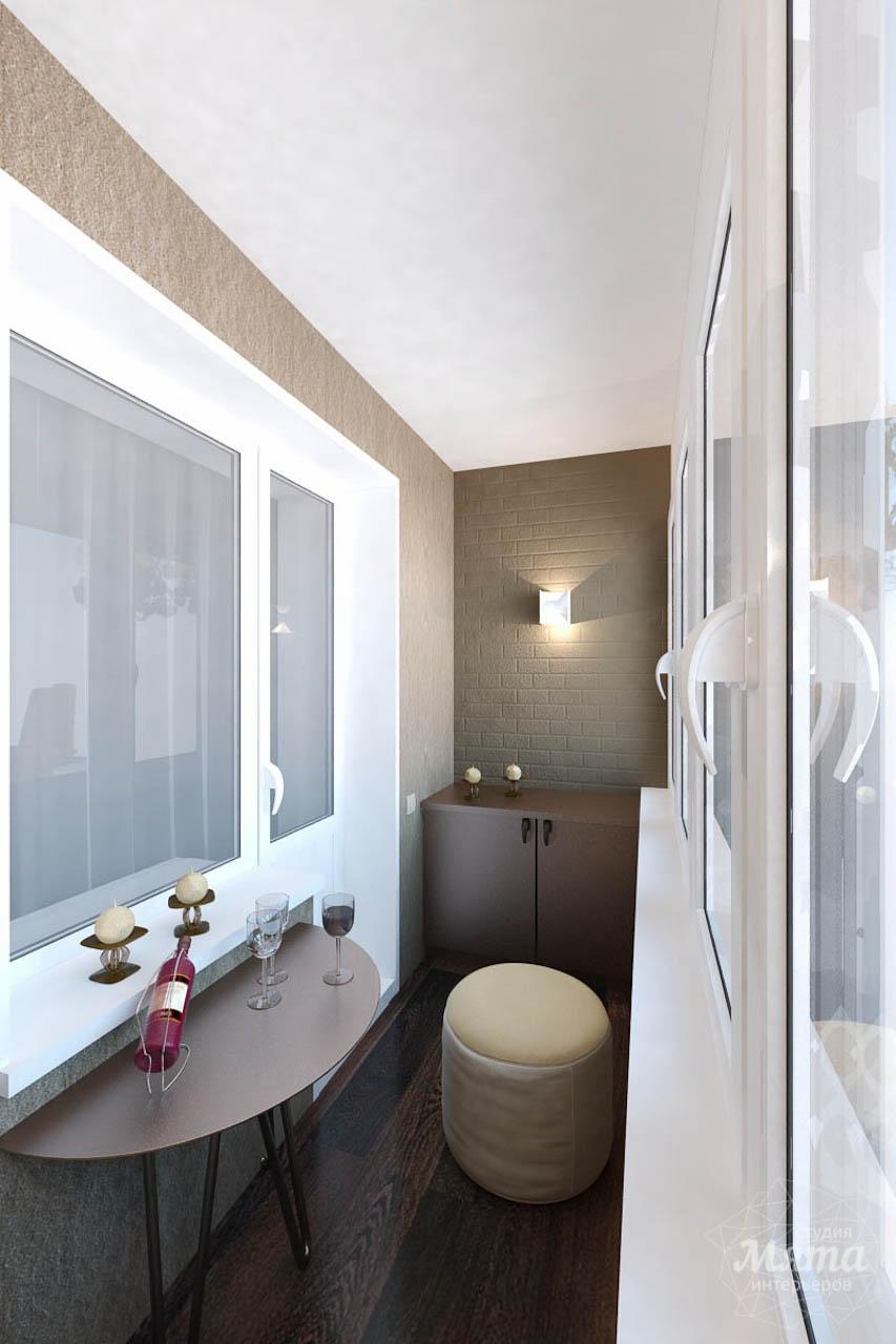 Дизайн интерьера двухкомнатной квартиры по ул. Бебеля 156 img2125564886