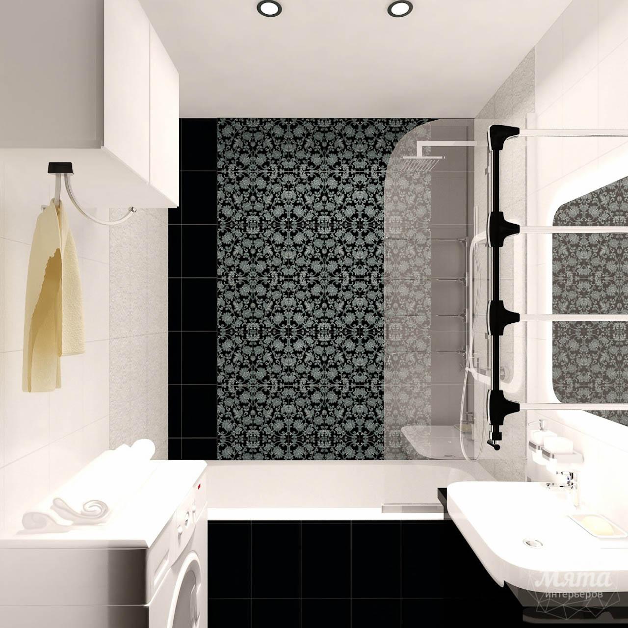 Дизайн интерьера двухкомнатной квартиры по ул. Бебеля 156 img1964979971