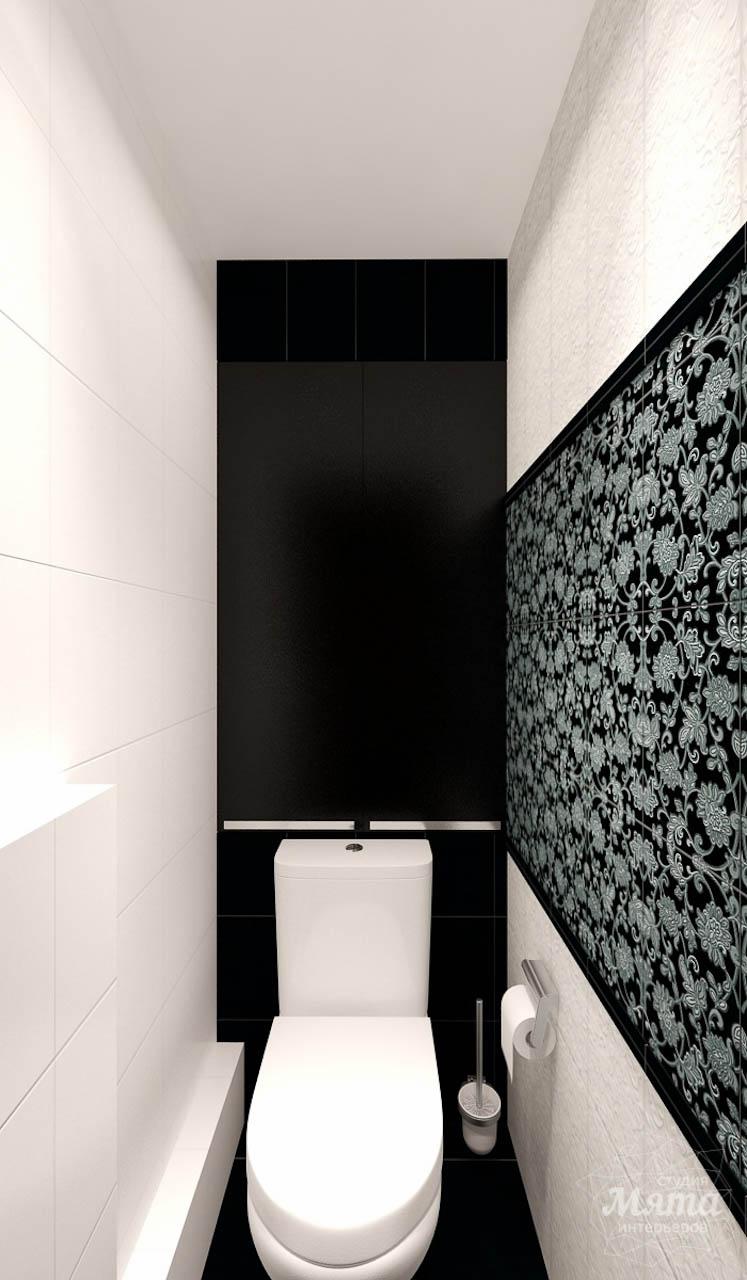 Дизайн интерьера двухкомнатной квартиры по ул. Бебеля 156 img1241640279