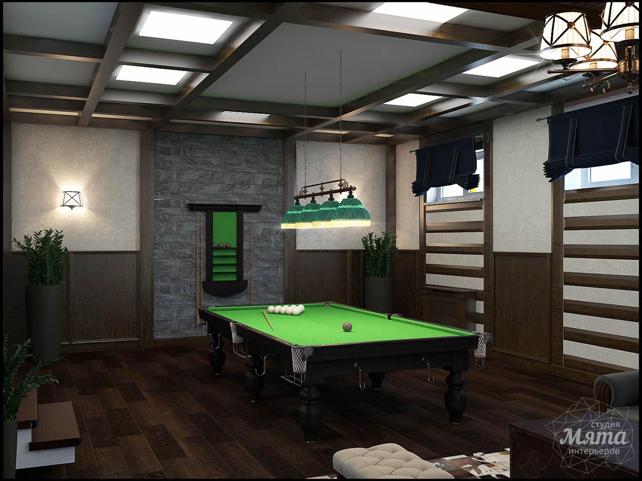 Дизайн интерьера бильярдной в п. Балтым img1132613804