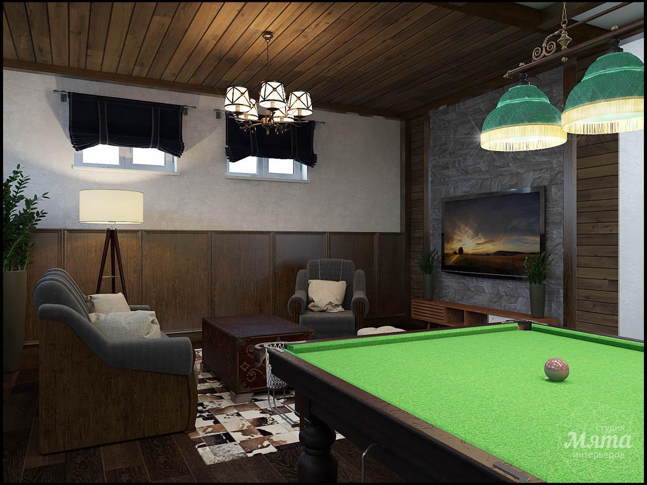Дизайн интерьера бильярдной в п. Балтым img730004608