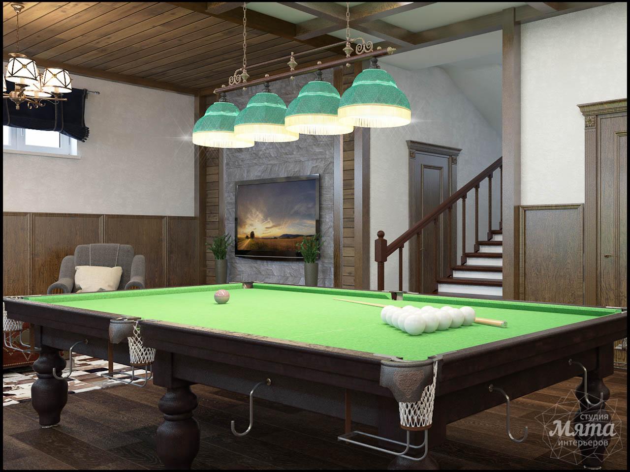 Дизайн интерьера бильярдной в п. Балтым img433944665