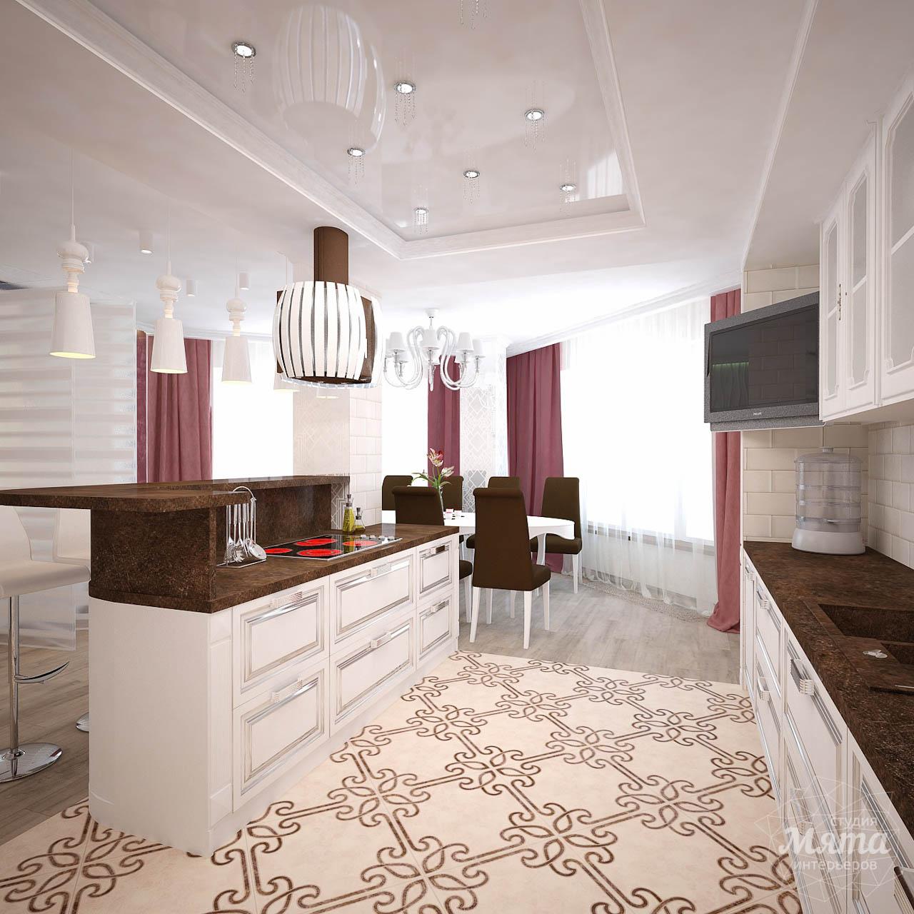 Дизайн интерьера четырехкомнатной квартиры по ул. Шевченко 18 img662701113