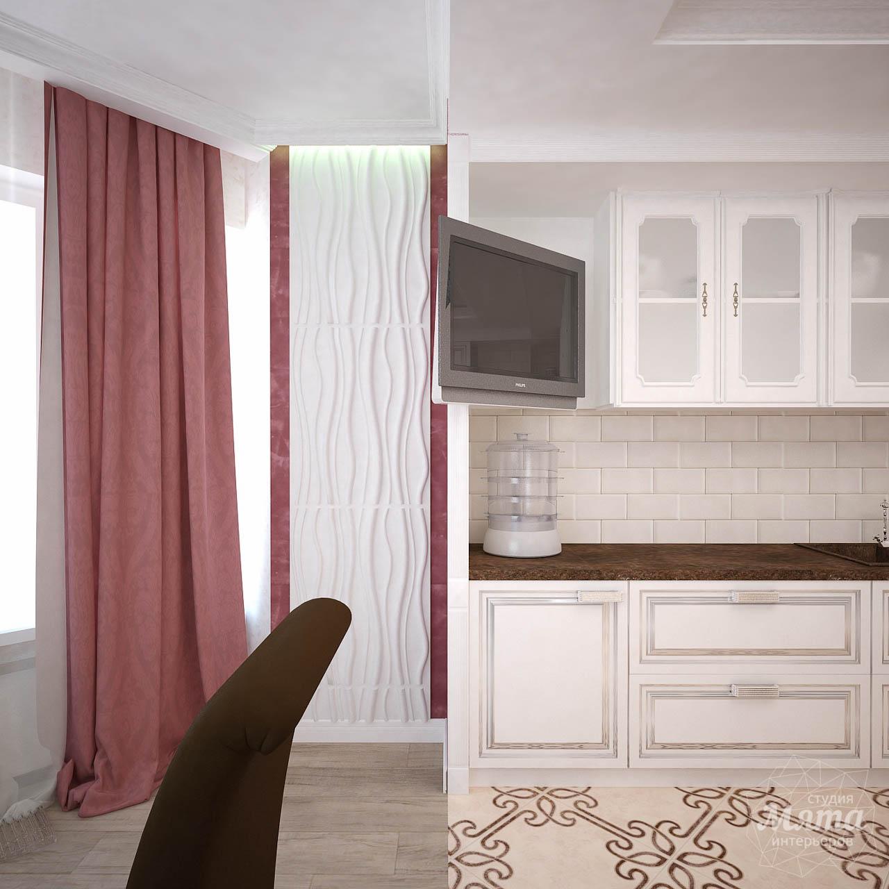 Дизайн интерьера четырехкомнатной квартиры по ул. Шевченко 18 img571163419