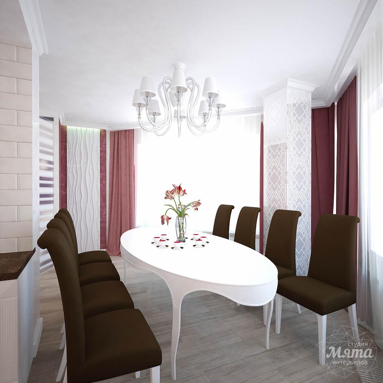 Дизайн интерьера четырехкомнатной квартиры по ул. Шевченко 18 img2002158084