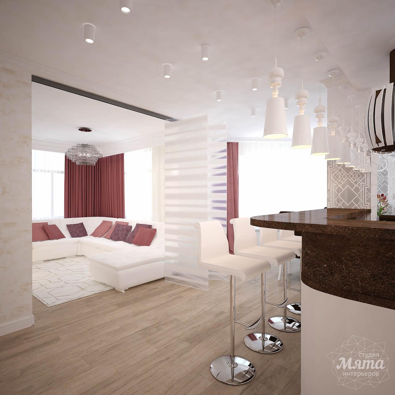 Дизайн интерьера четырехкомнатной квартиры по ул. Шевченко 18 img665404283