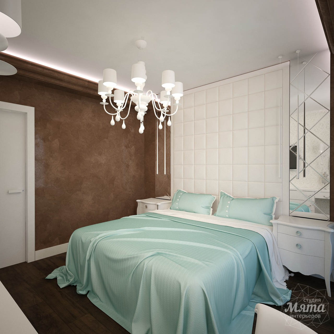 Дизайн интерьера четырехкомнатной квартиры по ул. Шевченко 18 img60023240