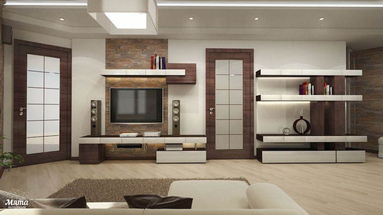 Дизайн интерьера трехкомнатной квартиры по ул. Куйбышева 21-2 img2023576260