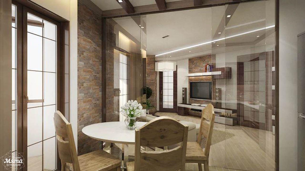 Дизайн интерьера трехкомнатной квартиры по ул. Куйбышева 21-2 img1066258010