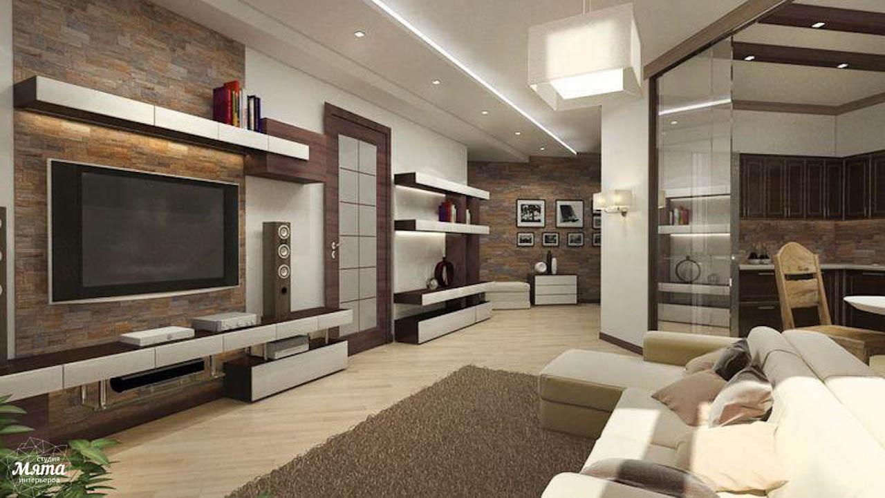 Дизайн интерьера трехкомнатной квартиры по ул. Куйбышева 21-2 img1796431024