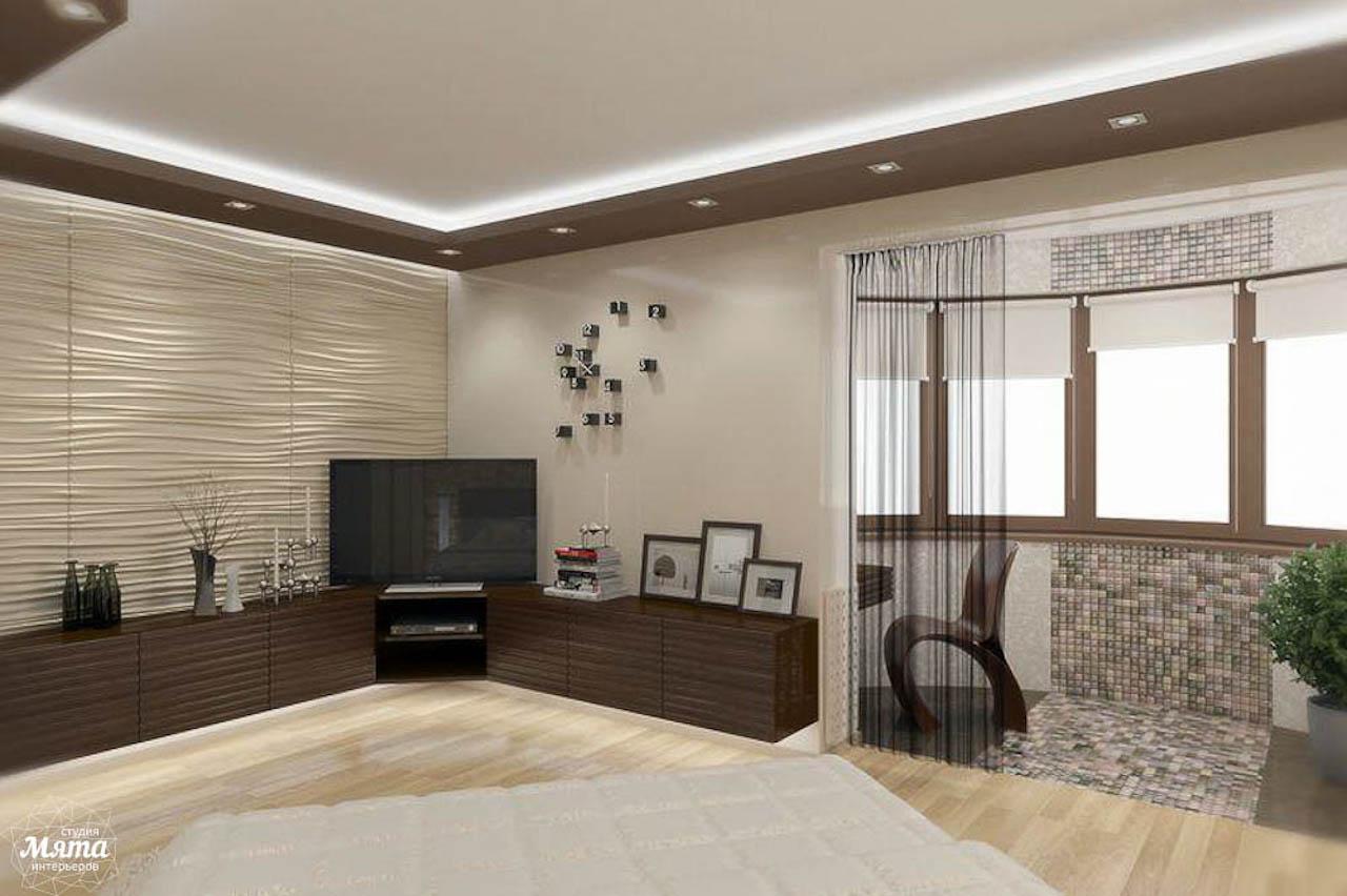 Дизайн интерьера трехкомнатной квартиры по ул. Куйбышева 21-2 img2119821880