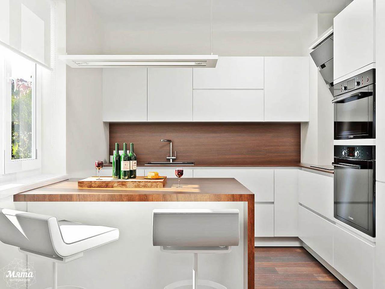 Дизайн интерьера однокомнатной квартиры в стиле хай тек по ул. Щербакова 35 img1697221486